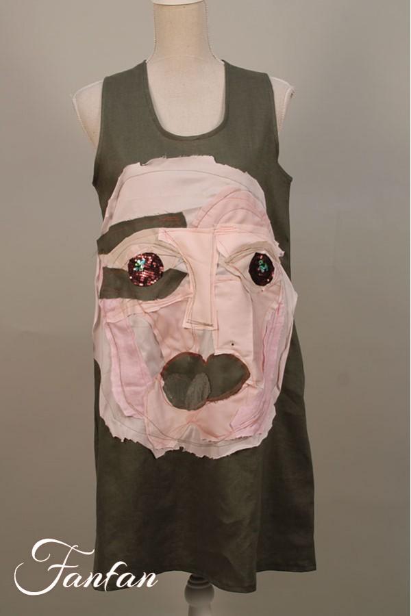 Filly Biz Art dress