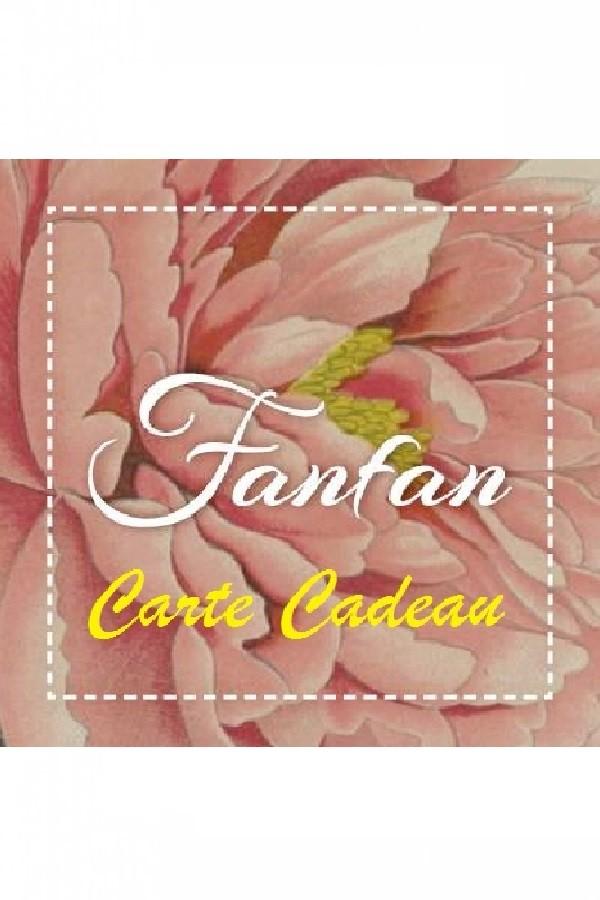 Gift card Fanfan