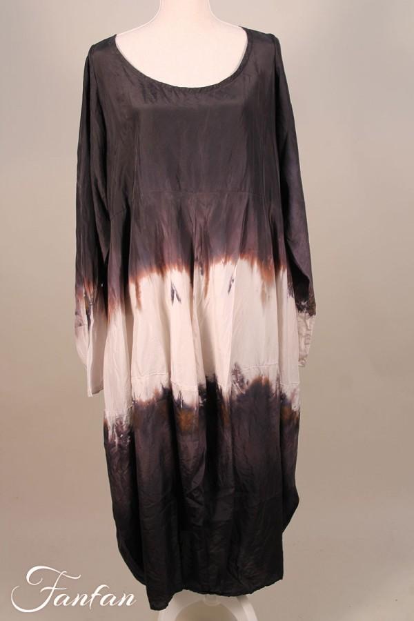 Privatsachen Robe en soie Grundgehn Tie and Dye