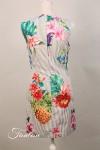 René Derhy Dress Aphrodite khaki