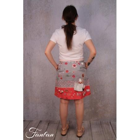 Anatopik Jupe avec poches Naya Pâtisseries