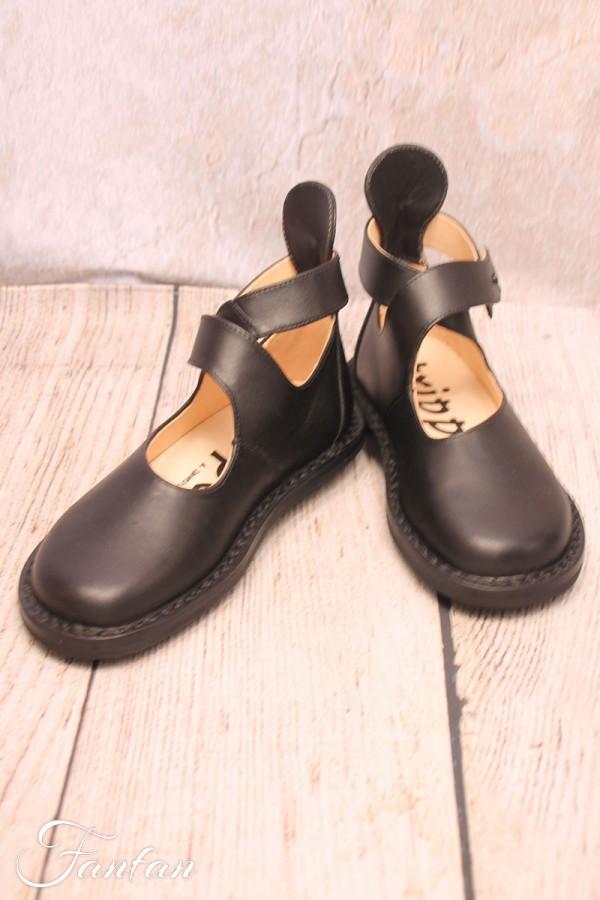 Trippen Shoes Vivienne black